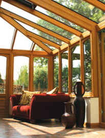 Suffolk Conservatories and Orangeries by Richmond Oak Ltd